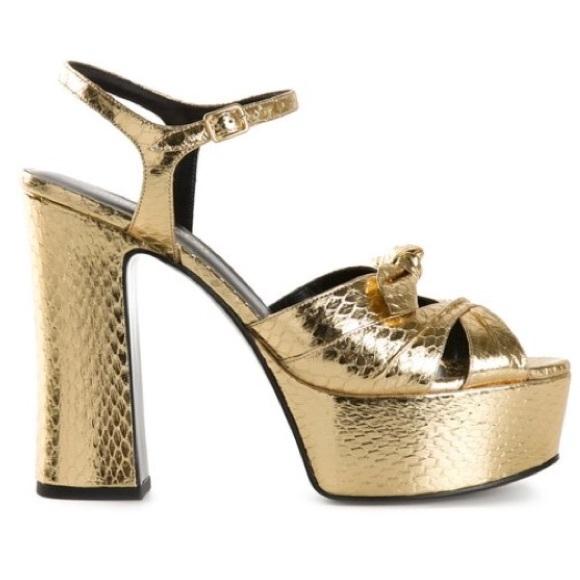 Yves Saint Laurent Shoes | Iso Rare Ysl